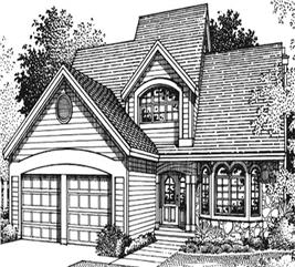 House Plan #146-1348