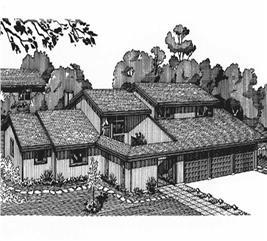 House Plan #146-1355