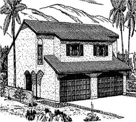 House Plan #146-1369