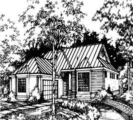 House Plan #146-1384
