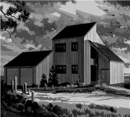 House Plan #146-1395