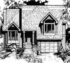 House Plan #146-1449