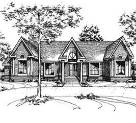 House Plan #146-1470