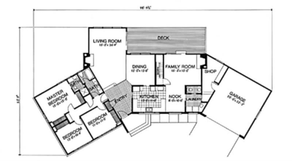 Angled House Plans House Plans With Angled