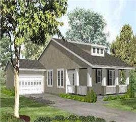 House Plan #146-1516