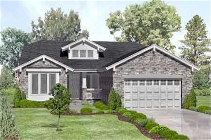 Color Renderings of this house plan