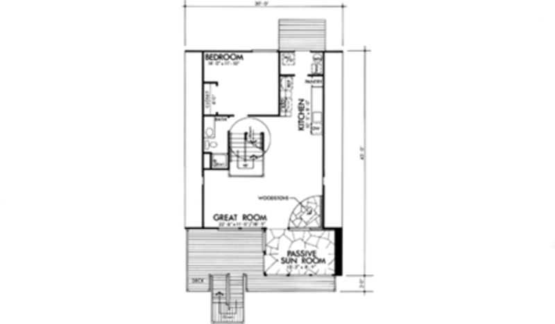 House Floor Plans First Story