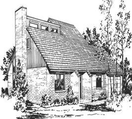 House Plan #146-1641