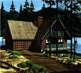 House Plan #146-1649