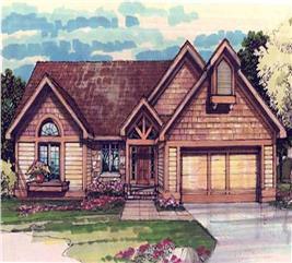 House Plan #146-1652