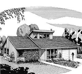 House Plan #146-1723