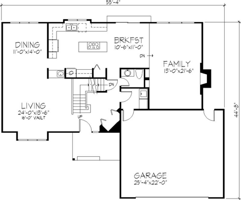 Bringing An Mid Century Building To Life 1305 Ranch Remodel In Aspen likewise Mid Century Modern as well Passive House Plans moreover House Floor Plans 18 Wide together with 3016 Square Feet 3 Bedroom 3 5 Bathroom 2 Garage Bungalow Craftsman 38338. on ranch house plans with clerestory windows