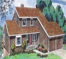 House Plan #146-1744