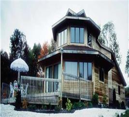 House Plan #146-1773