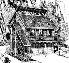House Plan #146-1774