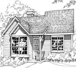 House Plan #146-1781