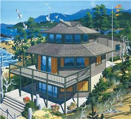 House Plan #146-1783