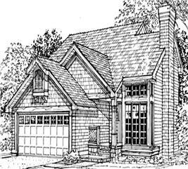 House Plan #146-1844