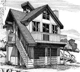 House Plan #146-1874