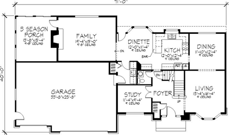 French colonial house plans home design ls 97886 re 21148 for French colonial house plans