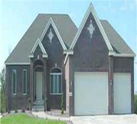 House Plan #146-1902