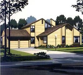 House Plan #146-1914