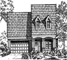 House Plan #146-1926