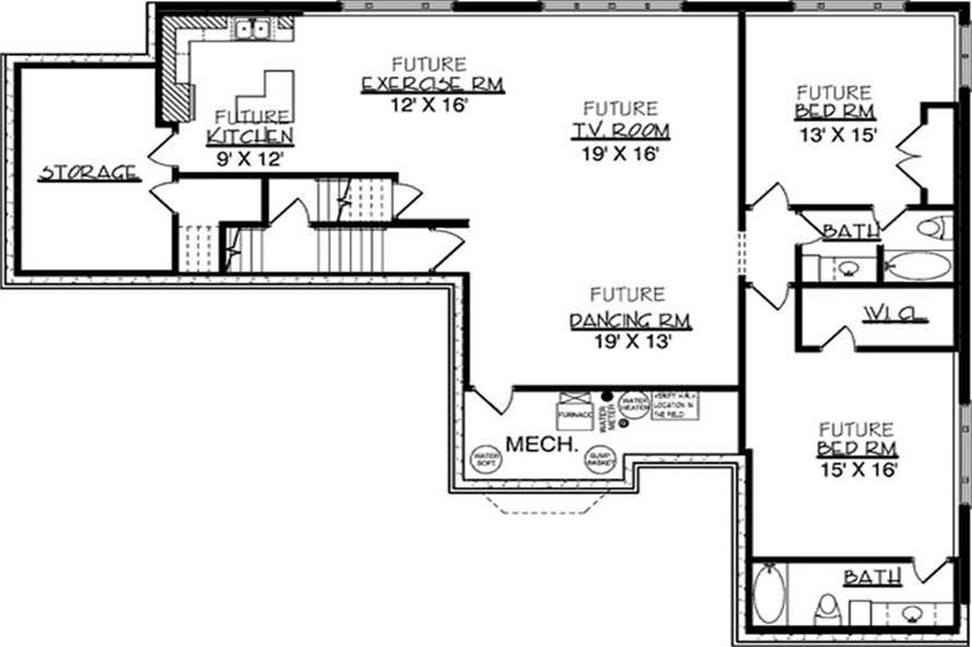 Future Floor Plan LS-2206-HB
