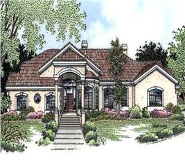 House Plan #146-1949
