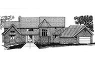 Main image for country home plans # 20704