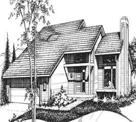 House Plan #146-2014