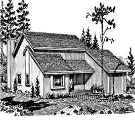 House Plan #146-2033