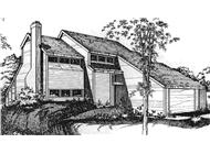Main image for house plan # 21436