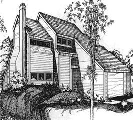 House Plan #146-2054
