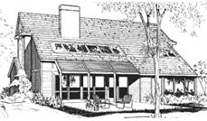 Main image for house plan # 21439