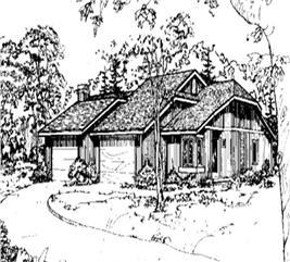 House Plan #146-2058