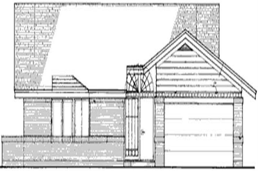 Main image for house plan # 21441