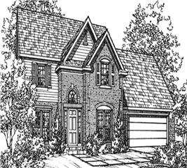 House Plan #146-2099