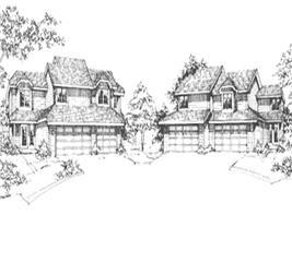 House Plan #146-2138