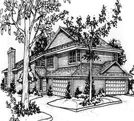 House Plan #146-2140