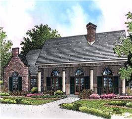 House Plan #146-2173