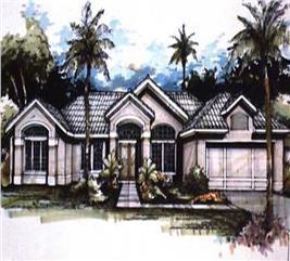 House Plan #146-2254