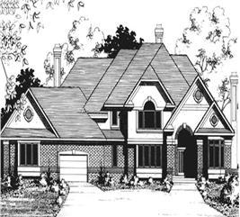 House Plan #146-2273