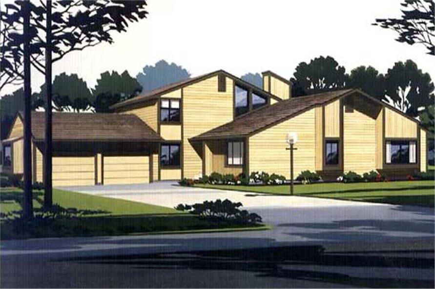 Main image for house plan # 21315