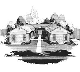 House Plan #146-2316