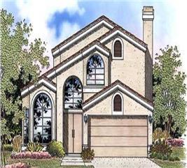 House Plan #146-2386