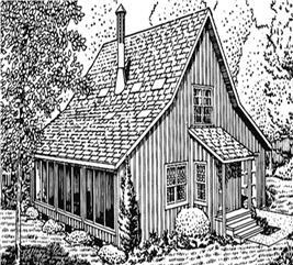 House Plan #146-2387