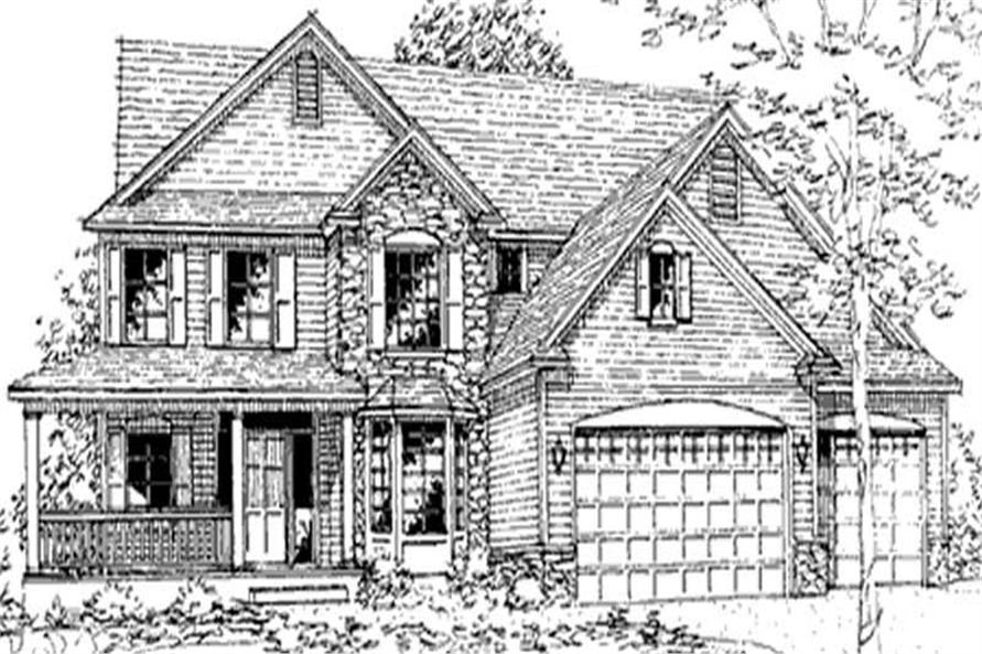 Front Elevation LS-2201-HB