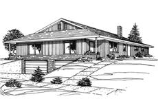 Main image for house plan # 20594