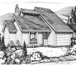 House Plan #146-2510